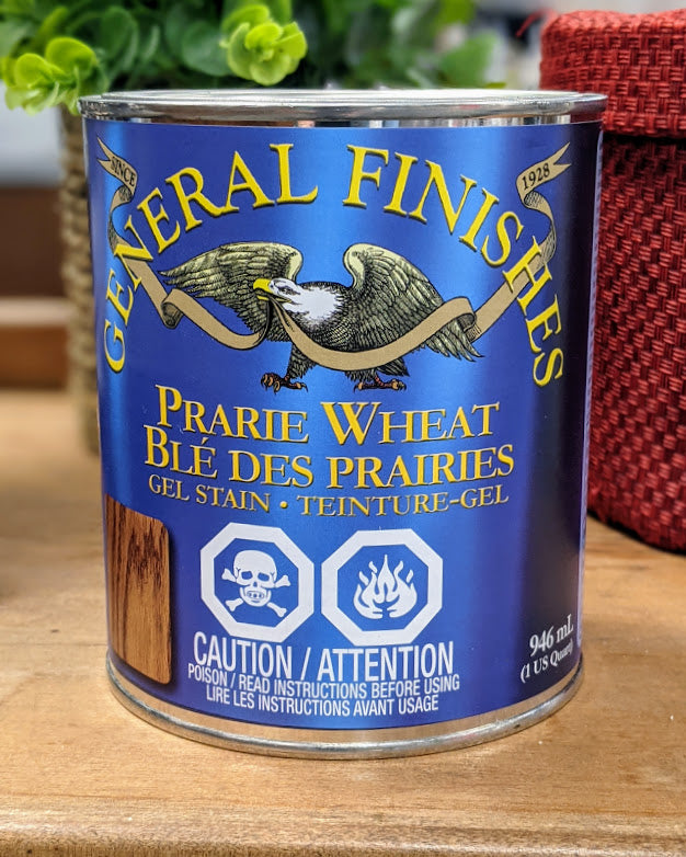 Prairie Wheat Gel Stain 32oz