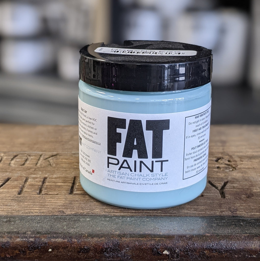 Robyn's Egg FAT Paint