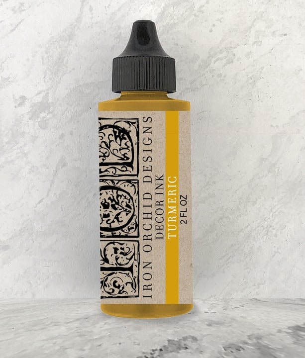 IOD Decor Ink Tumeric
