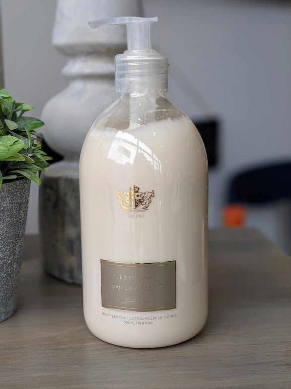 Vanilla & Coconut Body Lotion