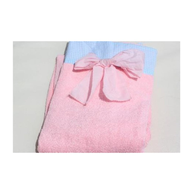 blue stripe towel
