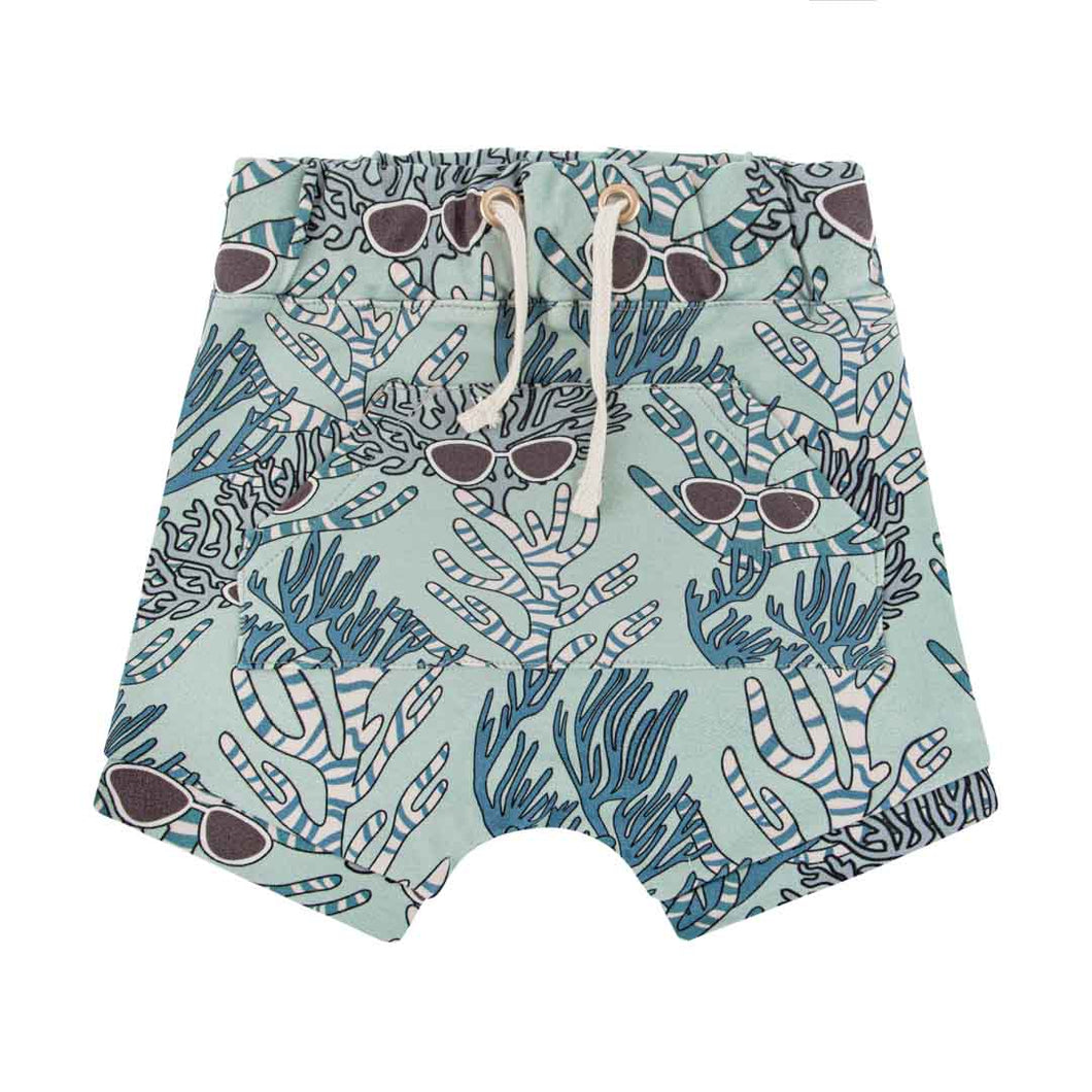 REEF BLUE | SHORTS