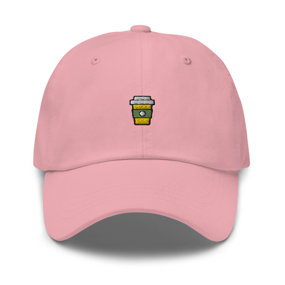 Coffee Cup Dad Hat