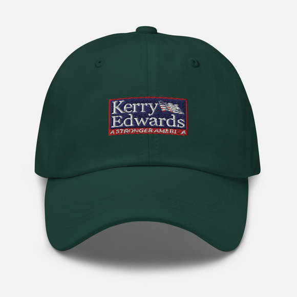 Kerry-Edwards 2004 Campaign Dad Hat