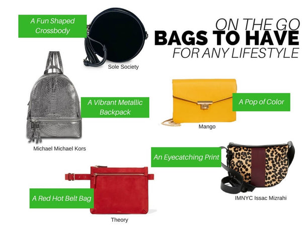 On-The-Go Bags to Have