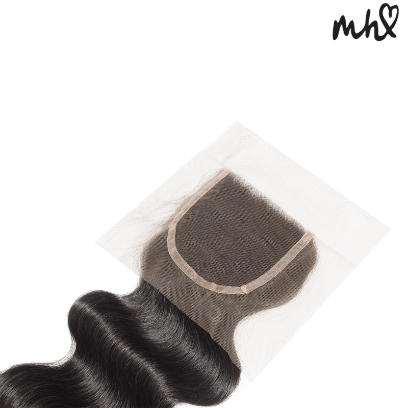 SIGNATURE INDIAN LACE CLOSURE TERRA WAVE