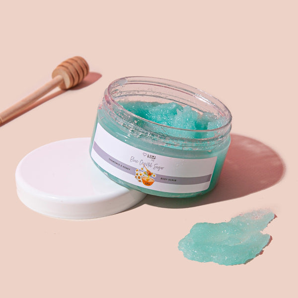 BLUE CRYSTAL BODY SCRUB