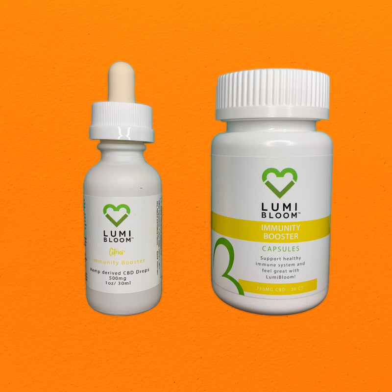IMMUNITY BOOSTER BUNDLE