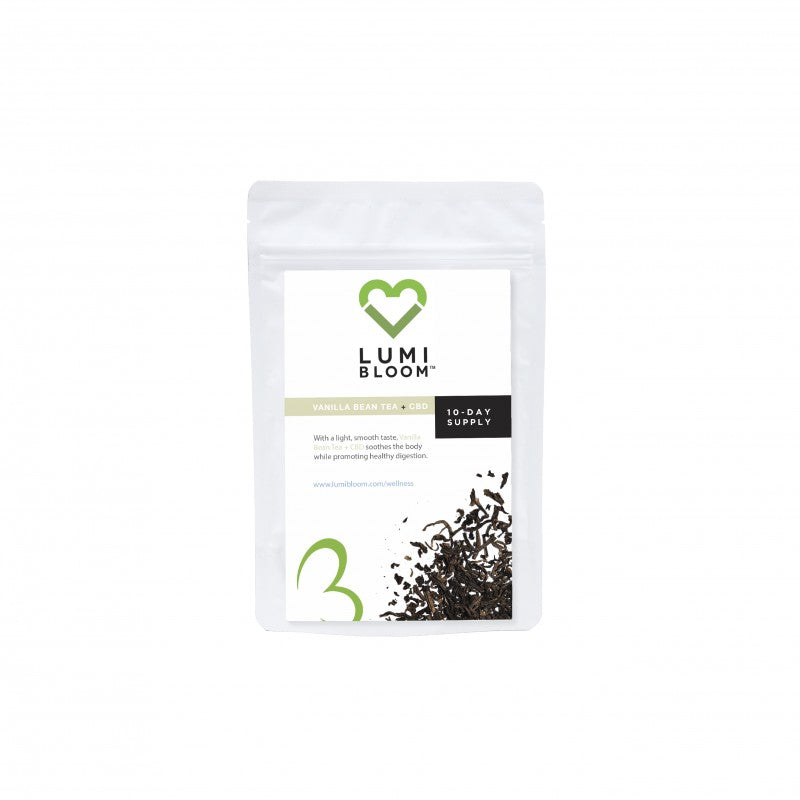 VANILLA TEA PLUS CBD