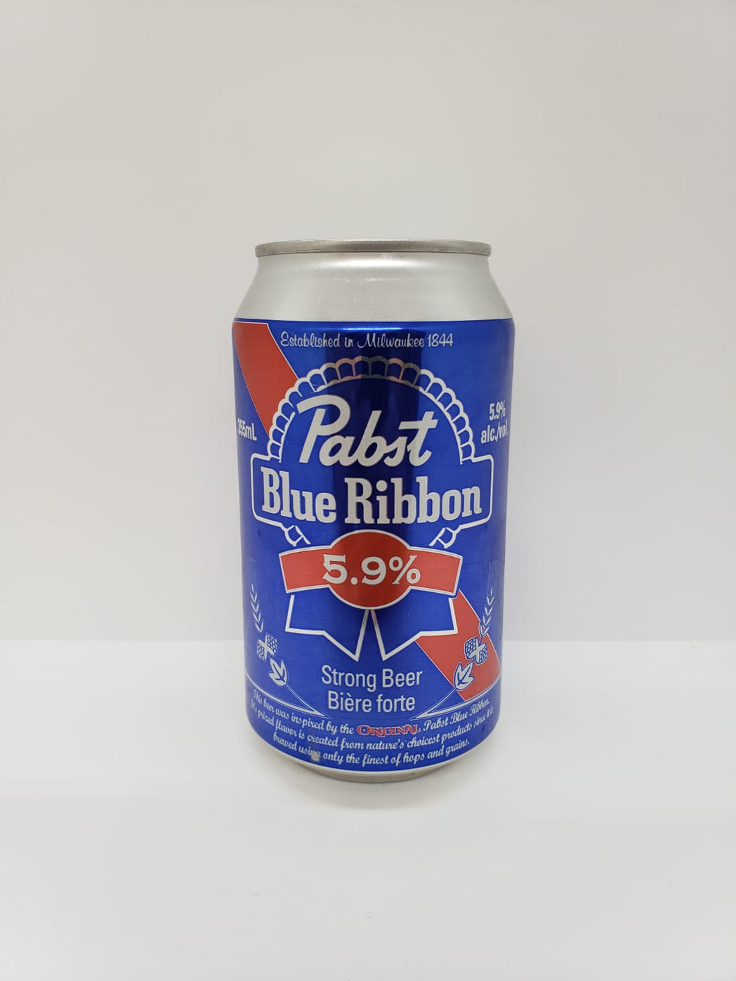 Pabst Blue Dry