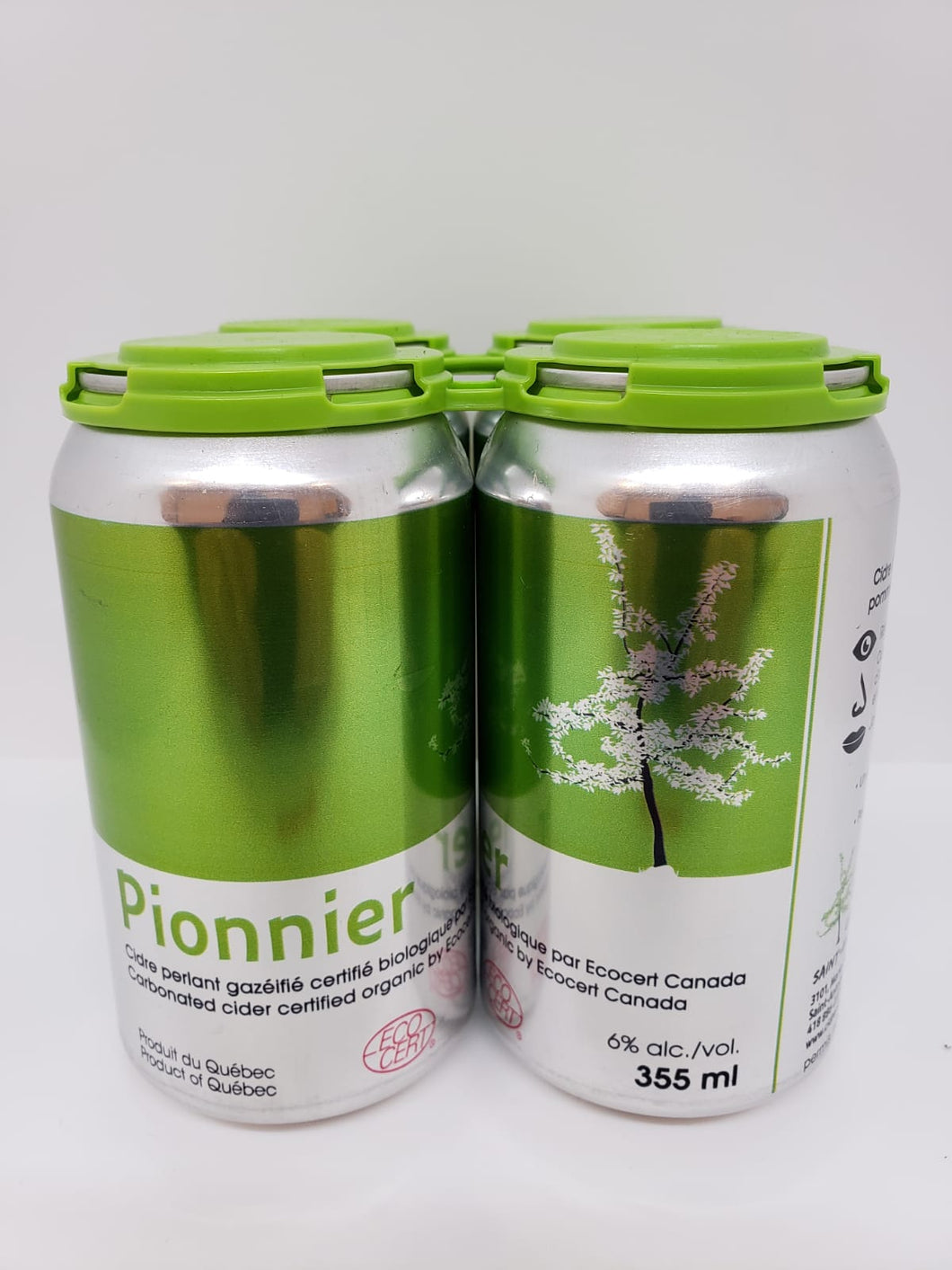 Pionnier 4pack