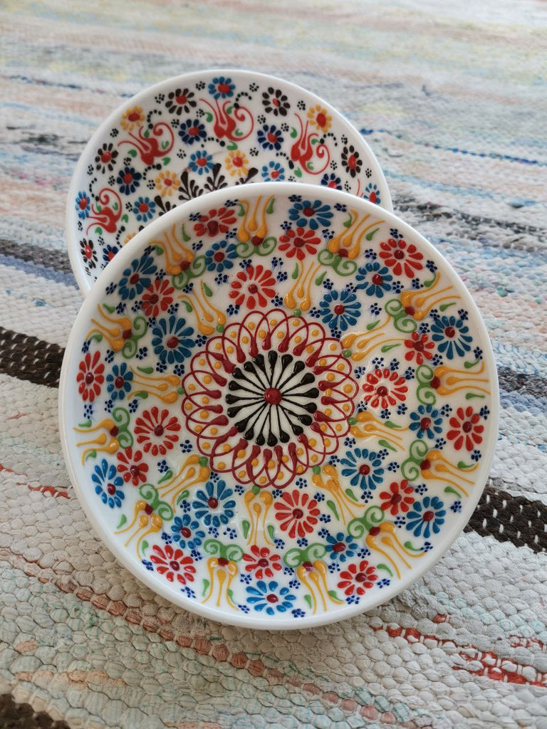 Multi-Color Bowls