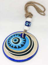 Load image into Gallery viewer, Evil Eye: Gold Evil Eye
