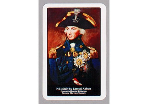 Lord Nelson Playing Cards