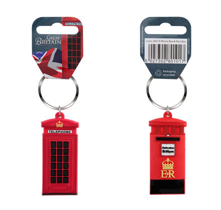 Phone Box & Post Box Keying