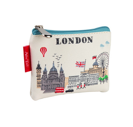 Alice Tait London Landscape Purse