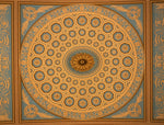 The Chapel Ceiling Print