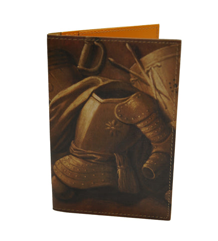 West Wall Passport Holder