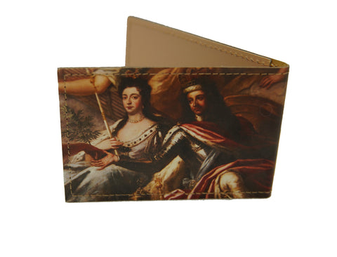 William & Mary Card Wallet