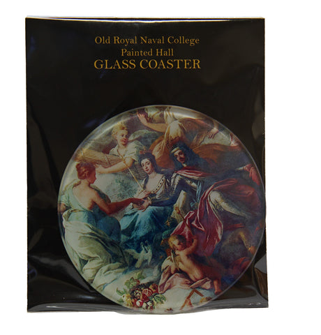 The Ceiling Glass Coaster