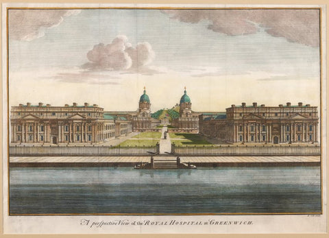 The Royal Hospital Print