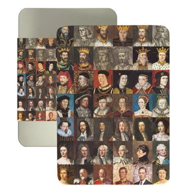 Kings & Queens 100 Piece Puzzle