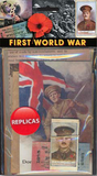 Memorabilia Pack: First World War