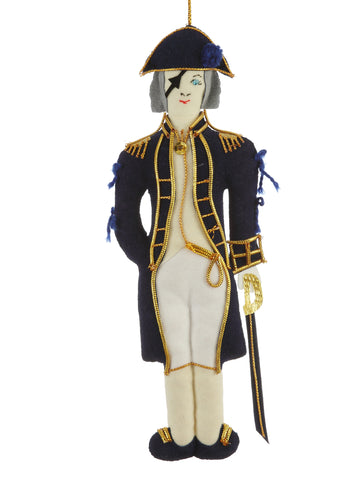 Lord Nelson Hanging Decoration