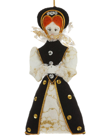 Elizabeth I Hanging Decoration