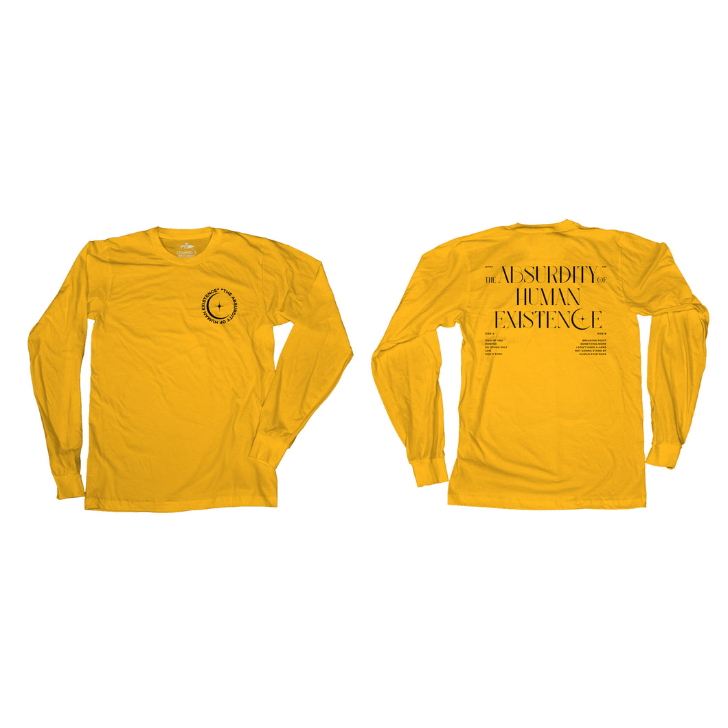 Absurdity Long Sleeve GOLD