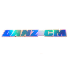 Load image into Gallery viewer, Danz CM - Holo Sticker
