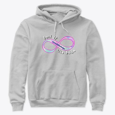 Beyond Infinity Hoodie - Bend It Like BaiYu