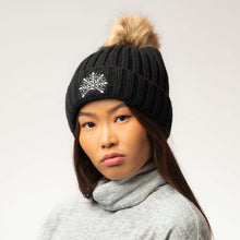 Load image into Gallery viewer, SIGNATURE - Black Beanie
