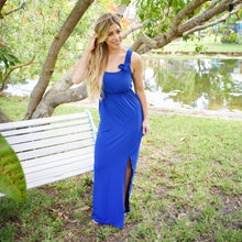 Load image into Gallery viewer, Ava Nursing Maxi Dress