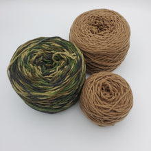 Load image into Gallery viewer, Camo Yarn Bundle
