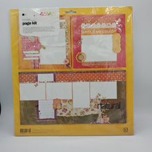 Load image into Gallery viewer, Green at Heart Scrapbook Kit