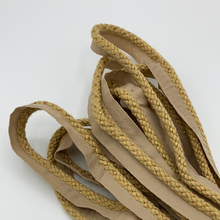Load image into Gallery viewer, Woven Trim - Golden Rod and Tan