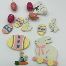 Load image into Gallery viewer, HUGE assortment of Easter / Spring Craft Wood