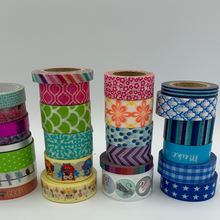 Load image into Gallery viewer, Washi Tape Bundles #2