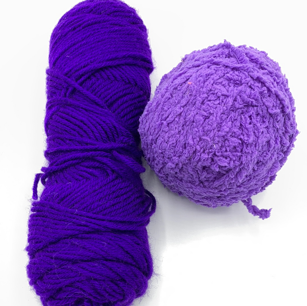 Proud Purples Yarn Set