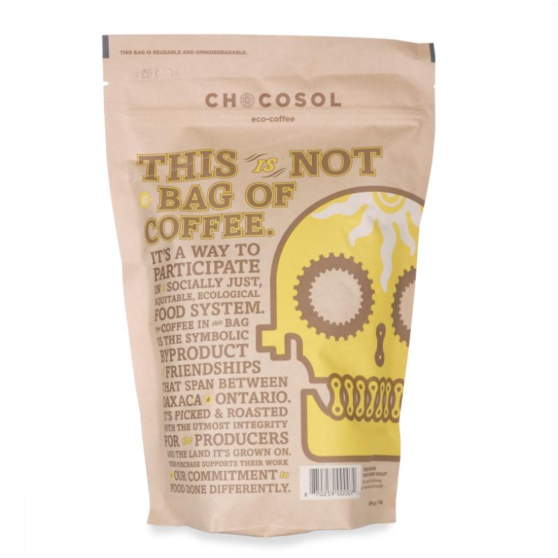 Chocosol Whole Bean Coffee