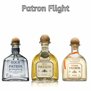 Patron Tequila Flight