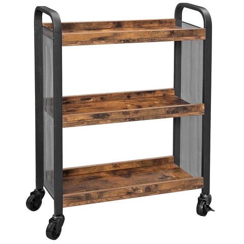3 Tiered Bar Cart