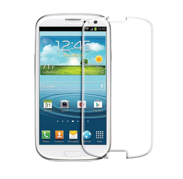 Folie de protectie sticla securizata Samsung Galaxy S3 / Samsung Galaxy S3 Neo Tempered Glass - Viceversa
