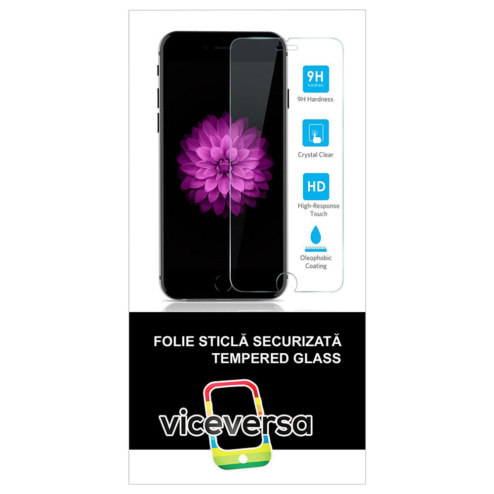 Folie sticla securizata Samsung Galaxy J4 Plus / Samsung Galaxy J6 Plus, Tempered Glass, Antisoc, Viceversa
