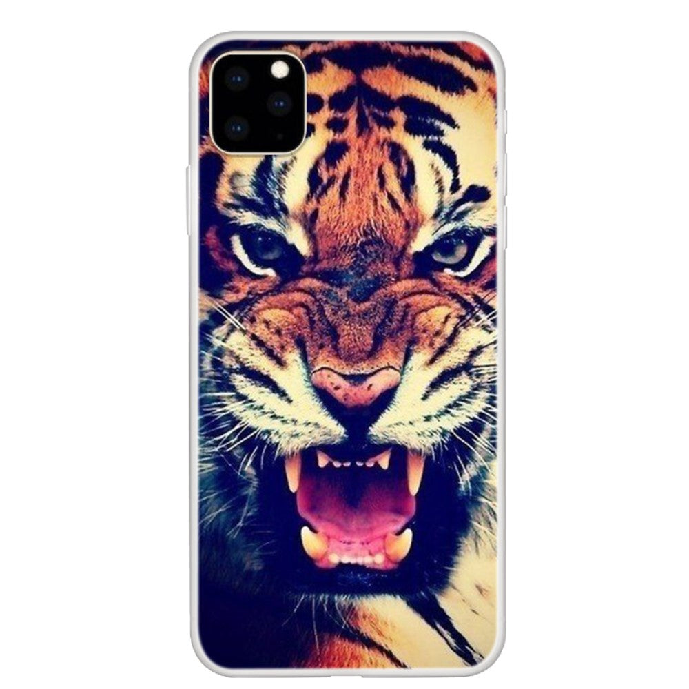 Husa Apple iPhone 11 Pro Max model Tiger,TPU, Antisoc, Viceversa