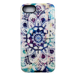 Husa Apple iPhone SE 2 model Mandala, Antisoc, TPU+PC, Viceversa Multicolor