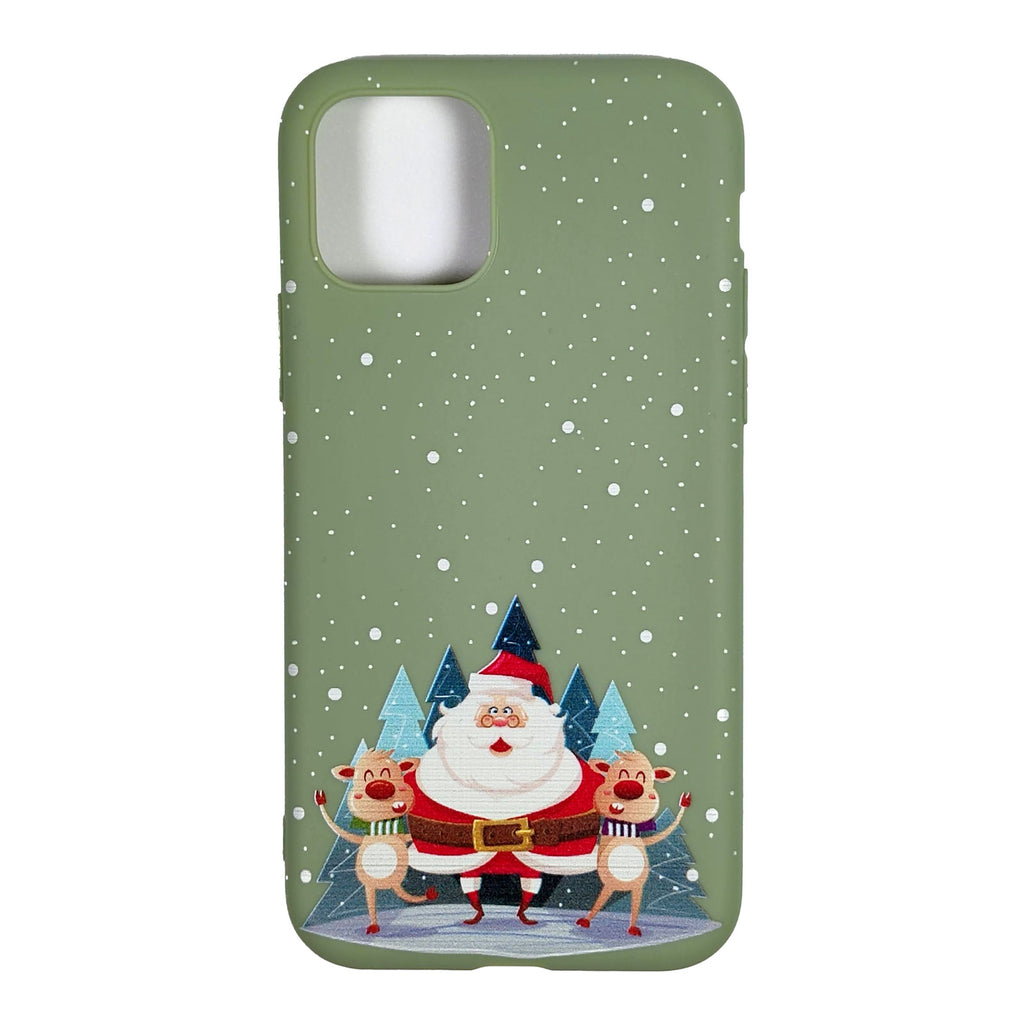 Husa Craciun Apple iPhone 11 Pro model Santa's Helpers, Silicon, Antisoc, Viceversa Multicolor