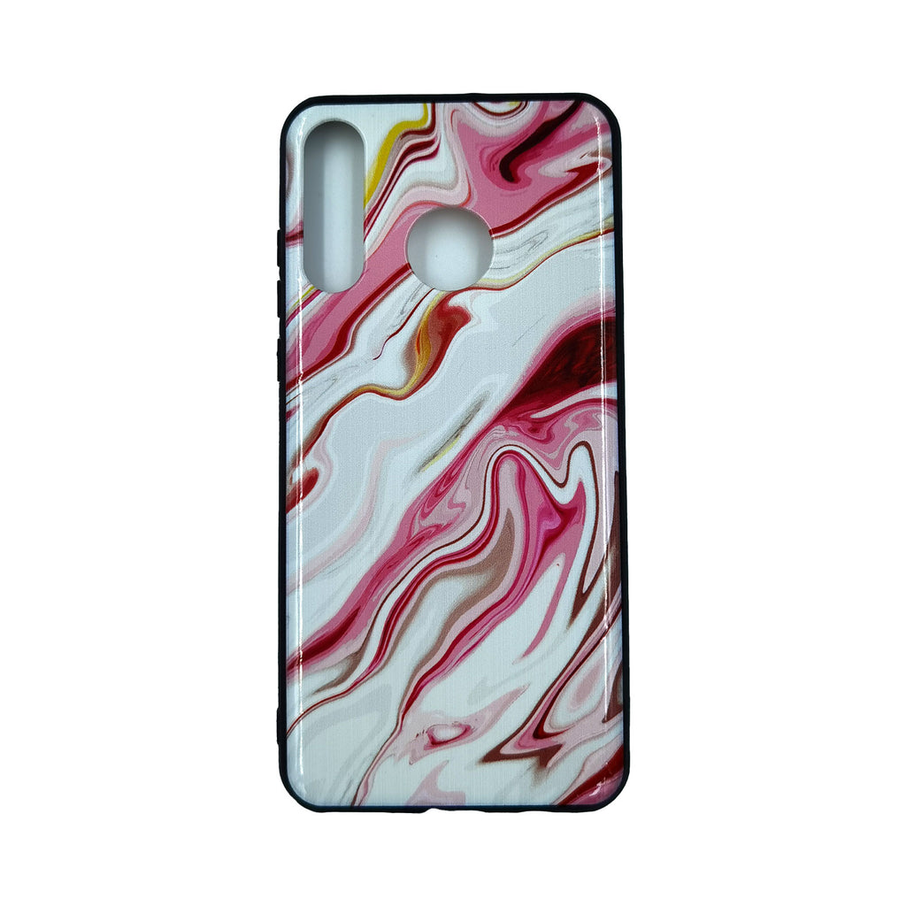 Husa Huawei P30 Lite model Strawberry Candy, Antisoc, TPU+PC, Viceversa Multicolor
