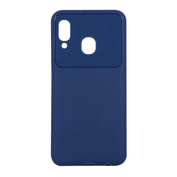 Husa Samsung Galaxy A20e model Armour Blue,TPU, Antisoc, Viceversa